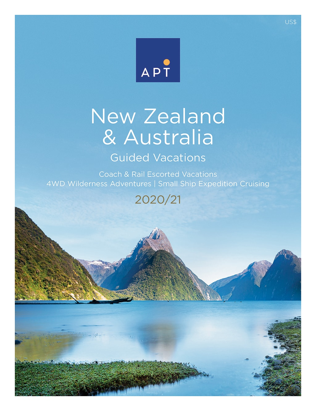 APT USA Australia & New Zealand Brochure Thumbnail